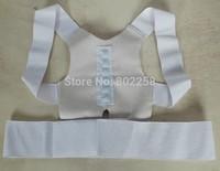 1pcs/lot Power Magnetic Posture Support Orthopedic Shoulder Back Support Belt Brace! with OPP Bag