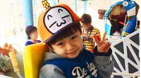 Retail  Korea's children's cartoon baseball cap hip-hop cap baby hat children cute caps  children lovely cotton cloth cap