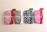 RO071Classic jacquard Super practical Polyester zipper Coin Purses Key handbags wallet Drop shipping /Wholesale Free Shipping