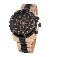 2014 HOT Brand Steel belt Wrist watch Luxury Men Watch Sports Waterproof Quartz Watch Calendar display Business Men's watch