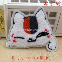 13*11.2 cm/cute cat teacher Cartoon towel embroidery buiter/wholesale and retail