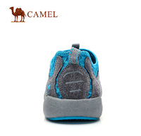 Camel summer outdoor men's casual  breathable mesh shoes