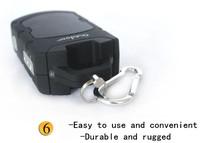 10pcs/lot MiniPortable  Speaker With mountaineering buckle Outdoor Music Suction Wireless Waterproof Bluetooth Speaker  Mic