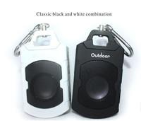 5pcs/lot MiniWireless WaterproofBluetooth Speaker  Mic Portable  Speaker With mountaineering buckle Outdoor Music Suction Phone