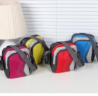 Outdoor sports bag small bag one shoulder cross-body handbag cross-body general oxford fabric bag