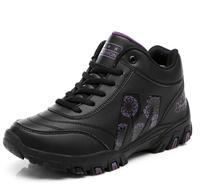 Free shipping women fashion sneakers winter boots snow shoes girls sports casual shoes warm sneakers women