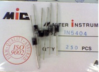 [Rectifier Diode] 1N5404 3A 400V  package DO-41,100PCS/LOT Free Shipping!