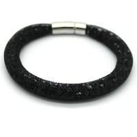 Hot Hot Stardust Bracelet And Charm Bracelet Chain Male Vintage Black Bracelet  Crystal Internal Magnetic Packaging Bracelet