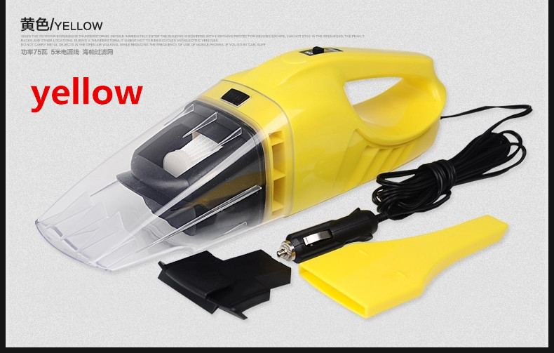 Cheaper Price Mini Cleaner for Car,Professional the Car Vacuum Cleaner on Sale,Vacuum Cleaner Car Home Dry and Wet,Fast Delivery(China (Mainland))