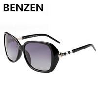 2015 Sunglasses Women Polarized  Oculos De Sol Femininos Vintage Gafas De Sol Personality Skull Sun Glasses  With Case 6013