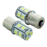 1156 13SMD 5050 BA15S LED White Light Bulb Turn Signal White Light Bulb Lamp 12V led brake Light