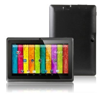 Tablets Q88 Family Model 7 inch Allwinner A33 A23 A13 ATM7021 Android 4 4 Quad Core
