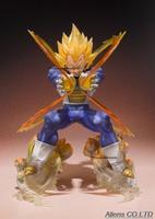 NEW Figuarts Zero Super Saiyan Vegeta Dragon Ball Z DBZ Figure 15cm PVC models