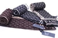 high quality hope plaid bufandas men christmas fashion mex printed casual scarves brand winter warm cheap tartan scarf men