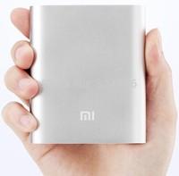 Hot Sale 100% Original Xiaomi Power Bank 10400mAh Xiaomi portable battery For Xiaomi  Andriod phone banco de bateria power pack