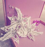 Bride lace handmade bride hair accessory swithin wedding accessories the wedding hair accessory