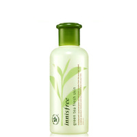 Authentic Korean Innisfree Innisfree new Green Tea refreshing moisturizing oil control replenishment toner