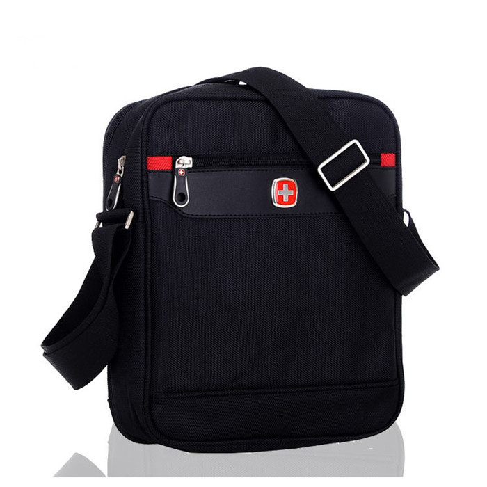 Spedizione gratuita borse crossbody swissgear messenger bag moda due stile di alta qualità degli uomini bussiness borsa tracolla uomini #sg32