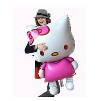 45inch big balloon hello kitty birthday party supplies baby girl toy /hello kitty toys for children