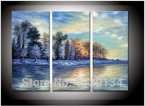 sneeuw Tree huisdecoratie diy diamant schilderen strass geplakt ...