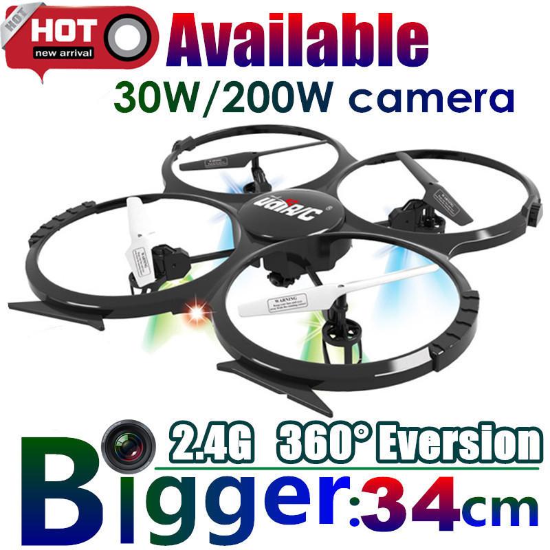 2014 neue quadrocopter quadcopter udi u818a 34cm 4ch 2,4 ghz hubschrauber mit kamera mit gyro 3d-flip ufo sechs achs-kreisel