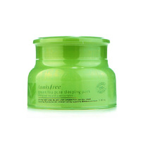 Authentic Korean Innisfree Innisfree Moisturizing Night Repair antioxidant Green Tea mask