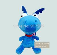 Free shipping 17 cm Doc McStuffins stuffed toys Stuffy plush toy dinosaur plush toy for kids gift