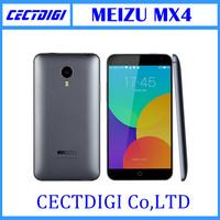 """Original Meizu MX4 smart phone 5.36"""" IPS FHD OGS Screen 2GB ROM MTK6595 Dual Camera 20.7MP 3100mAh GPS LTE Octa Core 4G"""