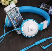 High Quality MAIBOSI MA-5 3.5mm headphone with mic for iphone / Computer/samsung/xiaom