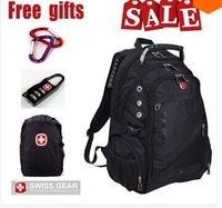 Brand swiss army knife laptop backpacks men swissgear notebook computer backpacks wenger travel hiking backpacks school bag
