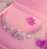 Bride high quality crystal bridal hair accessory wedding accessories