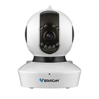 HD 720P Plug and Play Wireless IP Camera With TF/Micro SD Memory Card Slot Free Iphone Android App Software