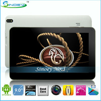 9 Inch Actions 7029 Quad Core Android 4.4.2 Tablet PC 512MB Ram 8GB Rom 800*480 Wifi Android Tablet 80PCS/lot