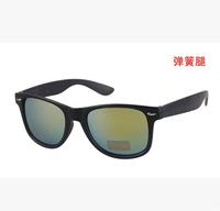 1pc free shipping creative 2015 new fashion classic sunglasses wayfarer  spring feet mercury men sunglass sports male
