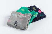 2014 private fish bone double jacquard half a turtle neck turtleneck  sweater  free shipping