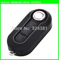 ALKcar 1pc Black Old Brazil Positron Car Alarm Remote Key with HSC300 chip for Fiat 3 button style BX500 433.92Mhz