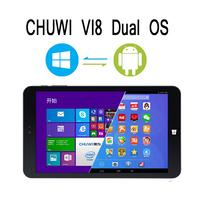 "8"" IPS CHUWI VI8 Dual Boot 2GB 32GB OS Windows 8.1 and Android 4.4 Intel Z3735F Bluetooth Dual Cameras Multi Language tablet pc"