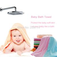 70X140cm Microfiber Children & Baby Bath Towel Skin Care Quick-Dry Towels Bathroom Super Soft Water Absorbent
