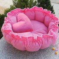 Urparcel Pet Puppy Dog Cat Sleeping Bed Cushion Mat Kennel Nest Warm House