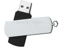 (100PCS)Rotate USB Drives Brand New Capacity Enough U Disk, Rotatable USB Flash Drives, Size:54x17x9mm