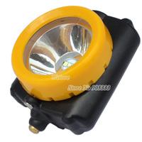 Newest 5W Super Bright Led Headlight Cordless Light,For Hunting,Mining Fishing Light Free Shipping