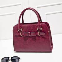 Women's handbag fashion bow 2014 fashion handbag bags cross-body women's work bag