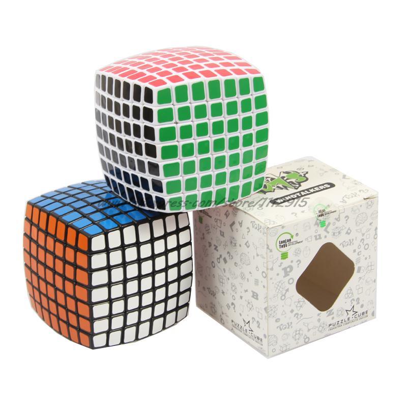 Неокубы, Кубики-Рубика LL LanLan 7 X 7 shengshou Cubo magico & неокубы кубики рубика moyu 2 x 2 cubo magico tg262
