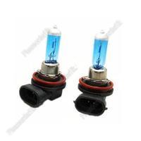2x Car H11 Xenon Halogen Headlight Bulb Lamp Super White 6000K 12V 55W
