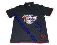 Freeshipping POLO Tshirt Motorcycle Racing Sports Clothing  Men Marc Marquez 93 Motogp