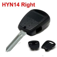 Hyundai key shell side 1 button HYN10 Blank Shell for Hyundai Remote Key with 1 Button on Side with free shipping