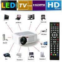 GR Stock! FULL HD LED Projector Projektor BEAMER 1080p XGA 800:1 HDMI Component VGA 2000 Lumen S-Video,VGA,HDMI,AV,USB,TV