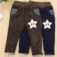 20 children's clothing children denim long trousers