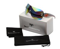 2014 free shipping  so cool TechnoMarine Sports cycling  Sunglasses  RETRO wayfarer sunglasses with original case  UV400