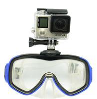 Diver mask for Gopro Hero Camera Fully Compatible For Octomask for Hero3+ Hero3 Hero2 Hero1 Freeshipping